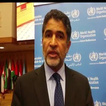 مدير منظمة الصحة العالمية