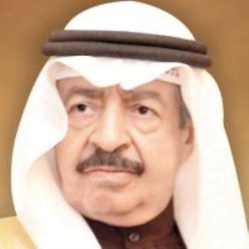 الأمير خليفة بن سلمان آل خليفة رئيس الوزراء البحرينى