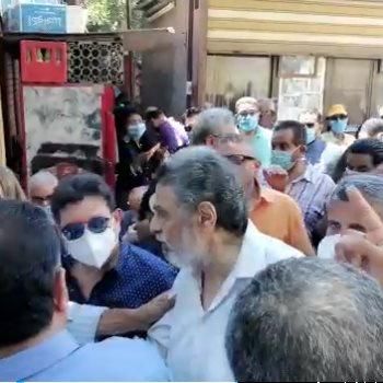 هاني شاكر ونادية مصطفى
