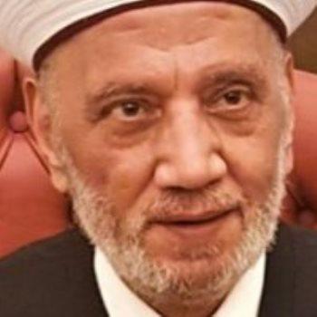 مفتي لبنان الشيخ عبد اللطيف دريان