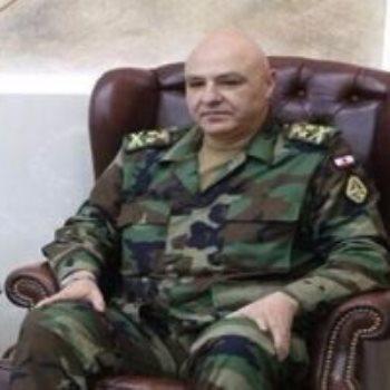 قائد الجيش اللبنانى العماد جوزاف عون