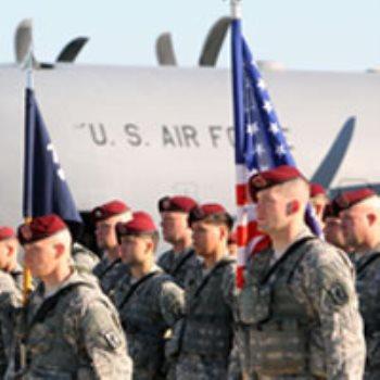 قوات أمريكية - أرشيفية
