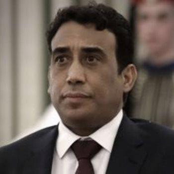 رئيس المجلس الليبي محمد المنفي