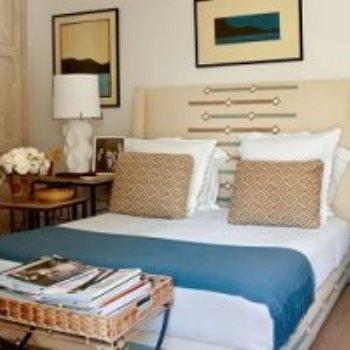 ديكورات غرفة النوم الصغيرة