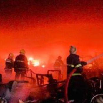 حريق - أرشيف