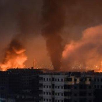 التصعيد فى غزة