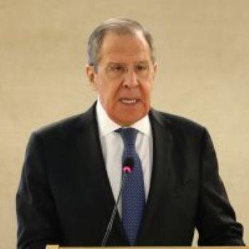 وزير الخارجية الروسى سيرجى لافروف