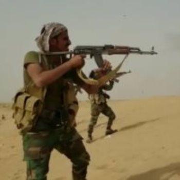 معارك الجيش اليمنى فى محافظة مأرب
