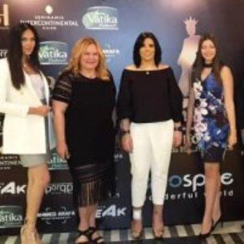لجنة تحكيم مسابقة ملكة جمال مصر