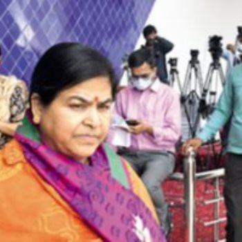 الوزيرة الهندية براديش أوشا ثاكور