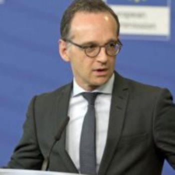 وزير الخارجية الألمانى هايكو ماس