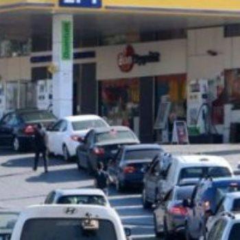 أزمة الوقود فى لبنان - أرشيفية