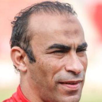 سيد عبد الحفيظ مدير الكرة بالاهلى