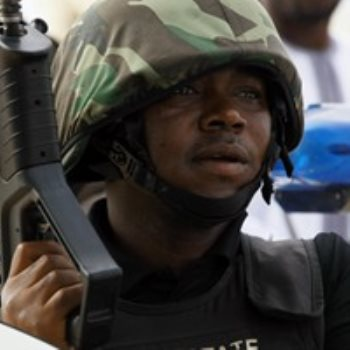 عناصر الجيش الاوغندي