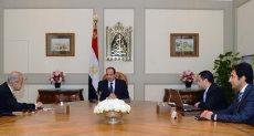 اجتماع الرئيس اليوم