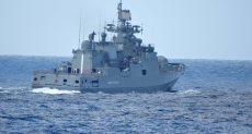 البحرية المصرية والفرنسية تنفذان تدريبا مشتركا بنطاق البحر الأحمر