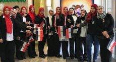 سيدات مصر بالخارج