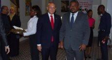سفير مصر في انجولا
