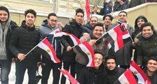 مصريون فى أوكرانيا