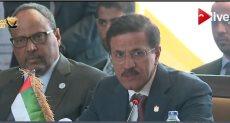 وزير الاقتصاد الإماراتي سلطان المنصوري
