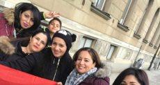 مشاركة المصريين بالسويد فى الانتخابات الرئاسية