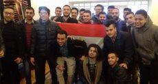 الجالية المصرية بموسكو