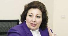 النائبة ماجريت عازر، وكيل لجنة حقوق الإنسان بمجلس النواب