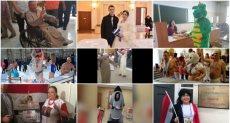 الانتخابات الرئاسية المصرية والروسية