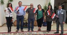 الجالية المصرية تشارك فى الإنتخابات باستراليا