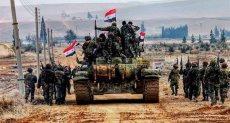 الجيش السورى - أرشيفية