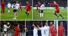 مبارة مصر والبرتغال