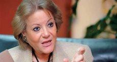 السفيرة فايزة أبو النجا مستشارة رئيس الجمهورية للأمن القومى