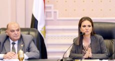 الدكتورة سحر نصر وزيرة الاستثمار والتعاون الدولي