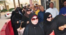 السيدات فى انتخابات الرئاسة المصرية