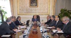 اجتماع مجلس الوزراء الأسبوعي