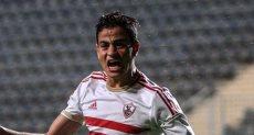 احمد توفيق لاعب الزمالك