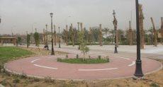حدائق محور جمال عبد الناصر