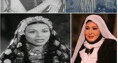 الفنانة الراحلة درية أحمد