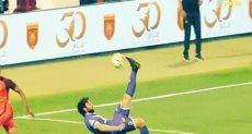هدف حسام غالي