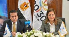 وزيرا التخطيط والتعليم العالى يشهدان توقيع بروتوكولين للتعاون فى مجال ريادة الأعمال والابتكار