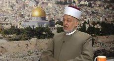 الشيخ عكرمة صبري، إمام وخطيب المسجد الأقصى