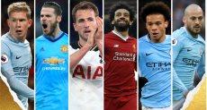 محمد صلاح ضمن المرشحين لافضل لاعب في انجلترا