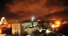 الضربات العسكرية على سوريا