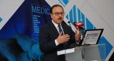 وزير الاتصالات وتكنولوجيا المعلومات المهندس ياسر القاضي