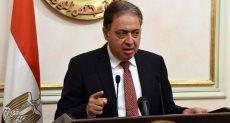 وزير الصحة، الدكتور أحمد عماد