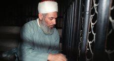 عمر عبد الرحمن  شيخ الجماعة الإسلامية