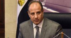 محافظ الاسكندرية محمد سلطان
