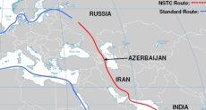 خطوط النفط الإيرانى