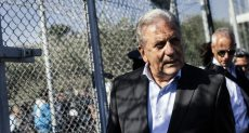 ديمتريس افراموبولوس المفوض الأوروبى لشؤون اللاجئين