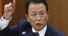 جونيتشى فوكودا نائب وزير المالية اليابانى المستقيل